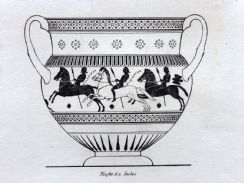 17th September 2019. Henry Moses Vase & Antiquities Prints